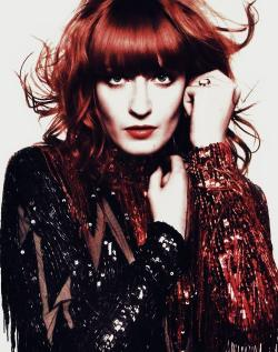 264. Florence + The Machine: Un fructífero diván