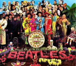 321. The Beatles: Sgt. Pepper's Lonely Hearts Club Band
